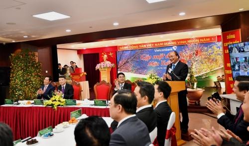 Vietcombank luôn đi đầu trong việc thực hiện các chỉ đạo của Chính phủ