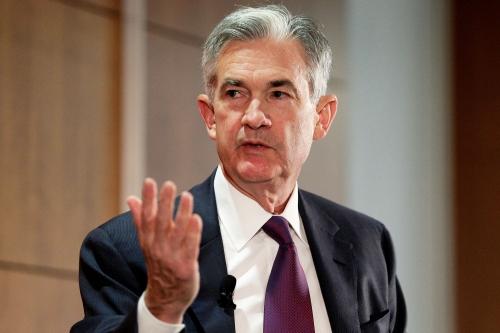 Tân Chủ tịch Fed Powell ủng hộ lộ trình tăng dần lãi suất