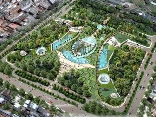 TP.HCM: Thay chủ đầu tư bãi đậu xe ngầm sân vận động Hoa Lư