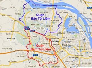 Hà Nội: Cho phép chuẩn bị đầu tư GPMB tạo quỹ đất đấu giá ở Nam Từ Liêm