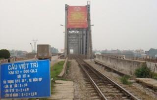 Bổ sung cầu Việt Trì - Ba Vì vào quy hoạch phát triển GTVT đường bộ