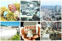 GDP quý 1/2015 tăng trưởng 6,03%