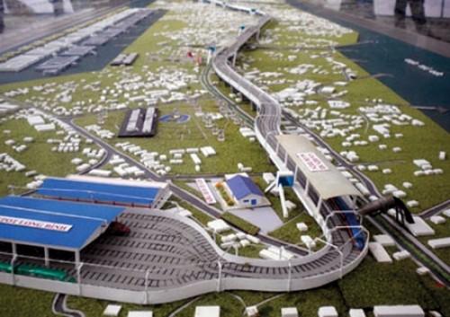 Chuẩn bị dự án đầu tư tuyến đường sắt đô thị số 5 TP.HCM