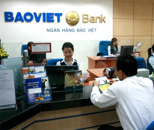 BAOVIETBank được thành lập thêm 3 chi nhánh và 6 phòng giao dịch