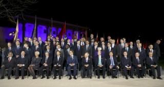 Lãnh đạo tài chính G20 ngầm chấp nhận Mỹ, bỏ cam kết thương mại tự do