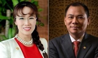 Việt Nam góp 2 gương mặt trong danh sách các tỷ phú đôla thế giới