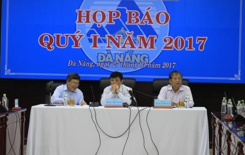 Đà Nẵng: GRDP quý I tăng 8,52%