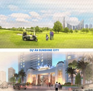 Hé lộ về dự án Sunshine City – không gian sống đẳng cấp và thượng lưu
