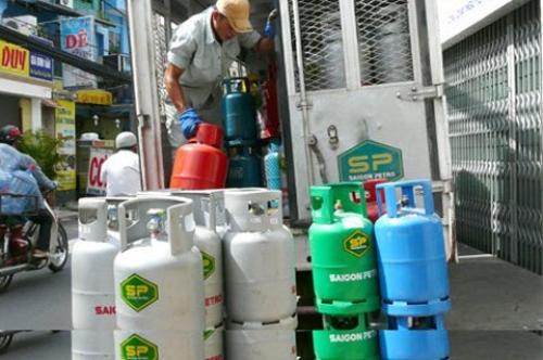 Giá gas giảm tiếp 13.000 đồng/bình từ 1/3