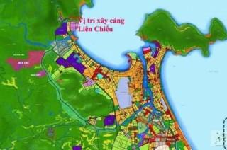Đà Nẵng đề nghị xây cảng Liên Chiểu, di dời ga đường sắt và mở rộng sân bay