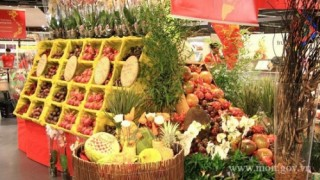 """Sắp có """"Tuần hàng nông sản Việt Nam 2018"""" tại chợ đầu mối Rungis, Pháp"""