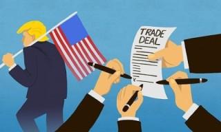 Trump lên kế hoạch miễn thuế nhập khẩu 30 ngày cho Canada, Mexico