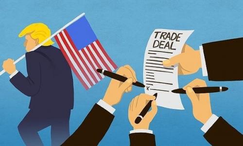Nhà Trắng: Mỹ yêu cầu Trung Quốc cắt giảm thặng dư thương mại 100 tỷ USD