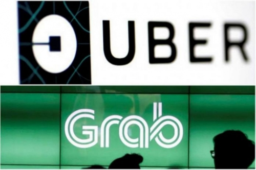 Grab thâu tóm Uber: Độc quyền thời công nghệ?