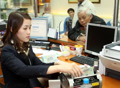 Tăng trưởng tín dụng 2,23% trong quý đầu năm