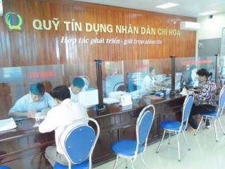 Tiền gửi thành viên phải chiếm ít nhất 50% tổng tiền gửi tại QTDND