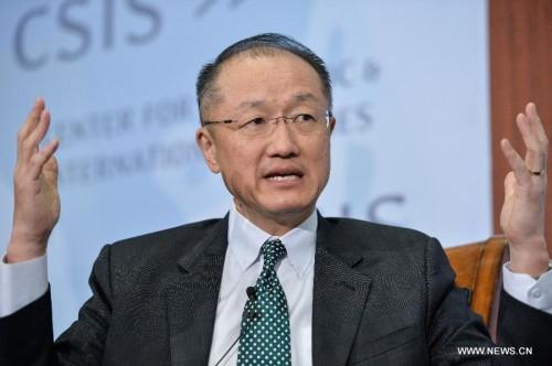 Chủ tịch WB: WB hoan nghênh và sẵn sàng chia sẻ kinh nghiệm với AIIB