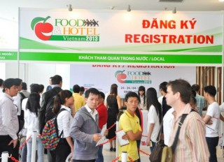 Sắp diễn ra Triển lãm quốc tế về thực phẩm và khách sạn lần 8