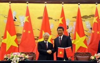 Toàn văn Thông cáo chung Việt Nam - Trung Quốc