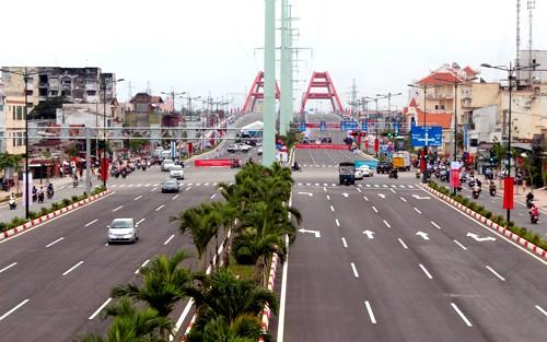 Đầu tư tuyến nối từ đường Phạm Văn Đồng đến nút giao Gò Dưa theo hình thức BT