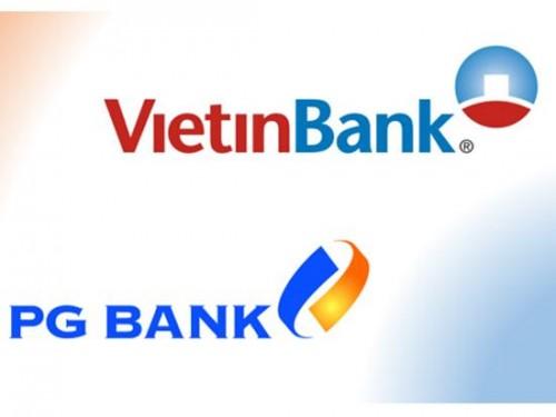 VietinBank chính thức trình phương án sáp nhập PGBank