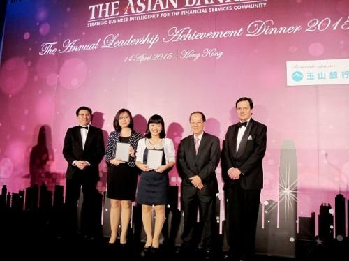 Vietcombank: Ngân hàng đối tác tốt nhất Việt Nam