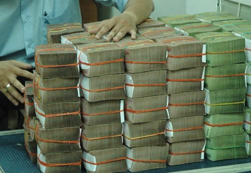 Lãi suất VND liên ngân hàng tăng ở kỳ hạn qua đêm và 1 tháng