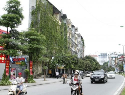 Hà Nội: Giá đất ở làm căn cứ bồi thường khi thực hiện đường Vành đai 2 tại Q. Ba Đình