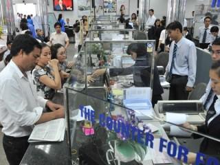 Ngành Ngân hàng đang tích cực tiến hành tái cơ cấu