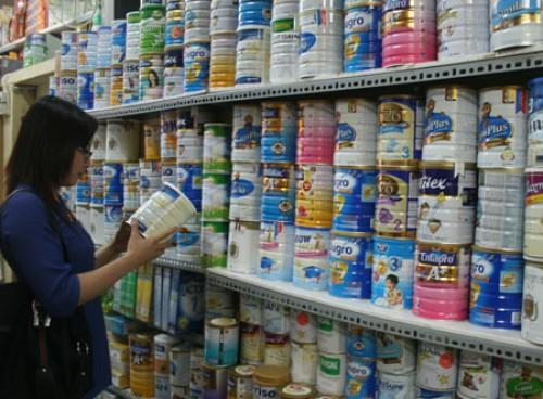 Tăng cường kiểm tra việc kê khai giá các sản phẩm sữa cho trẻ dưới 24 tháng tuổi