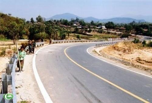 Bảo lãnh khoản vay có bảo hiểm của NEXI cho dự án đường Hồ Chí Minh đoạn La Sơn-Túy Loan
