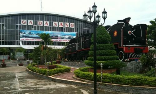 Đà nẵng đề xuất Chính phủ phương án đầu tư dự án Di dời ga đường sắt