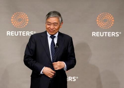Thống đốc NHTW Nhật nói có nhiều lựa chọn để thoát chính sách nới lỏng