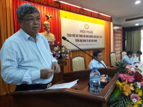 Phó thống đốc Nguyễn Phước Thanh lý giải chỉ tiêu tăng trưởng tín dụng