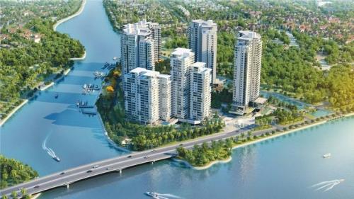 TP.HCM: Đầu tư hơn 490 tỷ đồng xây cầu qua đảo Kim Cương