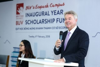 Đại học Anh Quốc Việt Nam bổ nhiệm tân Tổng giám đốc