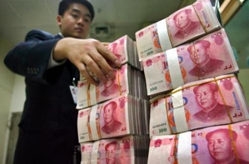 Trung Quốc: Dự trữ ngoại hối tăng trở lại nhờ nhân dân tệ tăng giá
