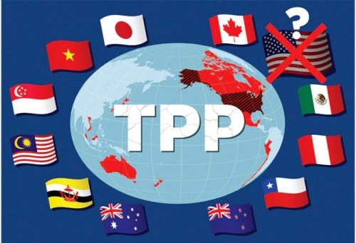 Trump lại đánh tiếng có thể tham gia Hiệp định TPP