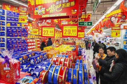 Kinh tế Trung Quốc tăng trưởng nhanh hơn dự báo trong quý 1