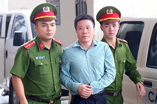 Bị cáo Hà Văn Thắm