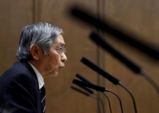 Thống đốc NHTW Nhật: Nới lỏng tiền tệ vẫn còn cần thiết
