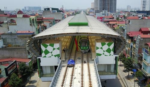 Huy động các nguồn lực để xây dựng tuyền đường sắt Hà Nội – sân bay Nội bài