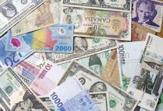 Tỷ giá các cặp đồng tiền chủ chốt ngày 25/4/2018