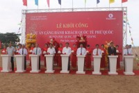 Khởi công xây Cảng hành khách quốc tế Phú Quốc, tổng vốn hơn 1.600 tỷ đồng