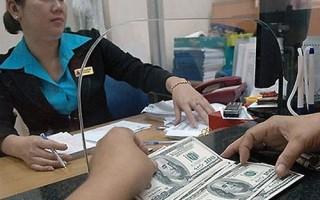 Tỷ giá bình quân liên ngân hàng tăng thêm 1% từ hôm nay (7/5)