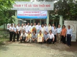 TP.HCM: Thêm 7 xã được công nhận đạt chuẩn nông thôn mới