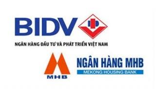 BIDV bố cáo việc sáp nhập MHB vào BIDV