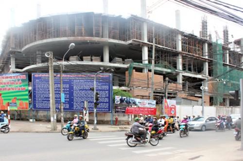 TTTM VinCom Biên Hòa sẽ đưa vào khai thác trong quý 4/2015