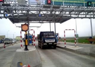 Đầu tư dự án thu phí tự động không dừng và kiểm soát tải trọng xe tự động