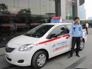 Taxi Group - hãng taxi đầu tiên tại Hà Nội tăng giá cước